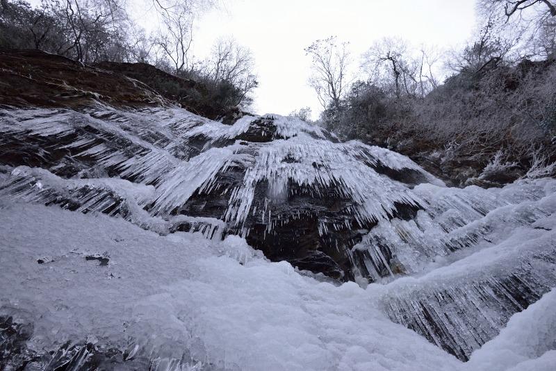 四王寺の滝 (11)