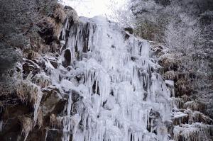 四王寺の滝