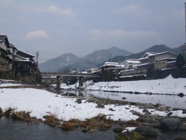 八幡町裏吉田川