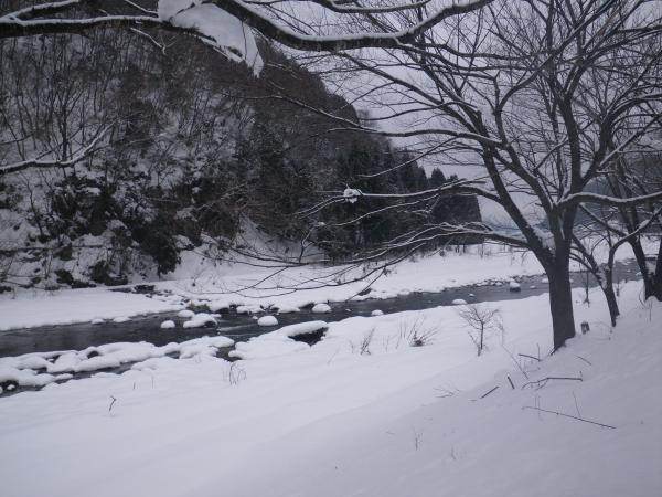 道の駅長滝裏