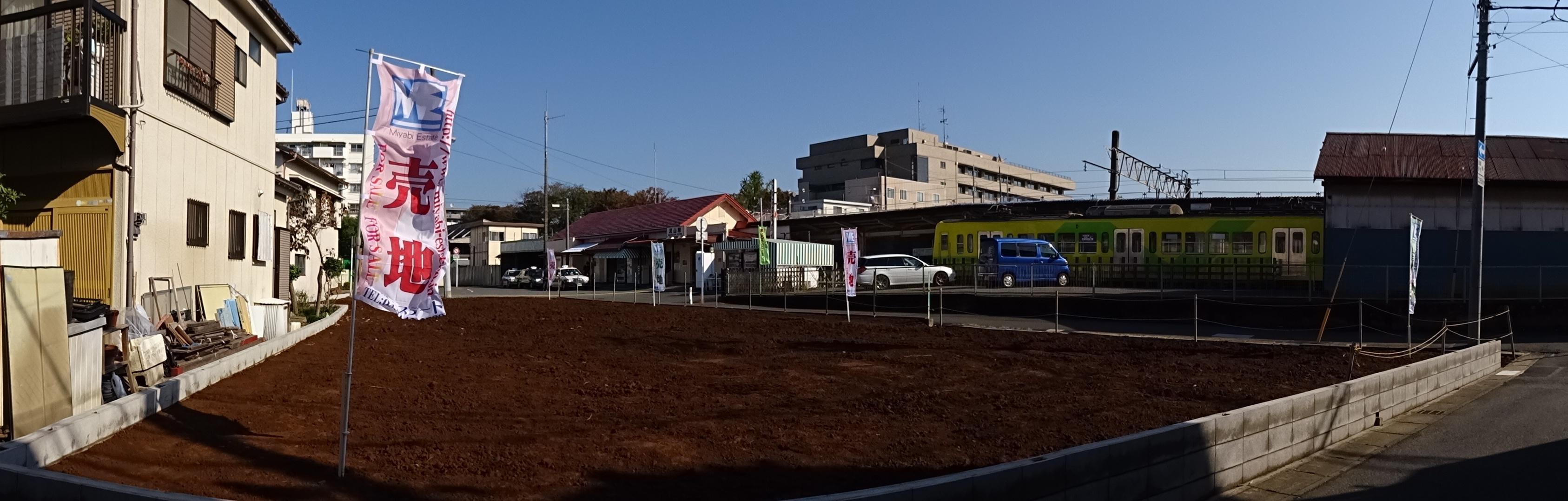 流山駅前パノラマ