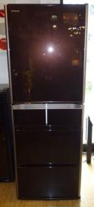 HITACHI冷蔵庫1