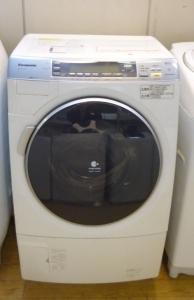 パナソニックドラム洗濯機1