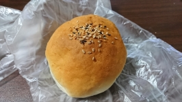 リゾラテラス天草の塩パンラボで焼き立て塩パン♪