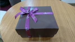 ANAクラウンプラザホテル熊本ニュースカイのバレンタイン特製エクレア♪