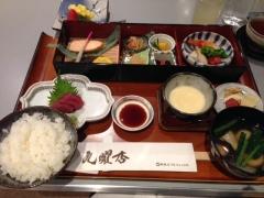 正月限定!熊本ホテルキャッスルの九曜杏のミニおせち朝食