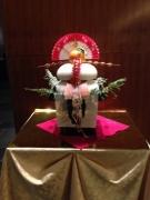 ANAクラウンプラザホテル熊本ニュースカイの朝食・正月和洋バイキング