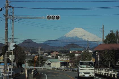 005この旅初の富士山