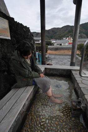 102土肥の足湯
