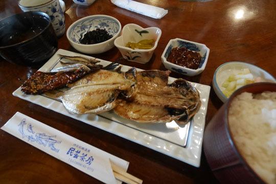 106民芸茶房干物
