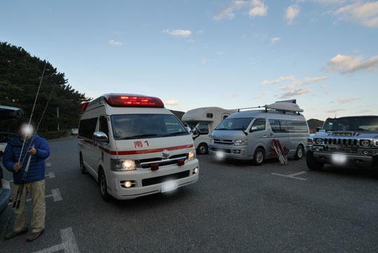 117救急車