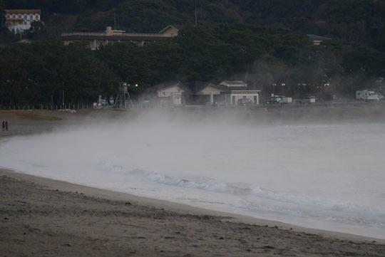 201毛嵐の海