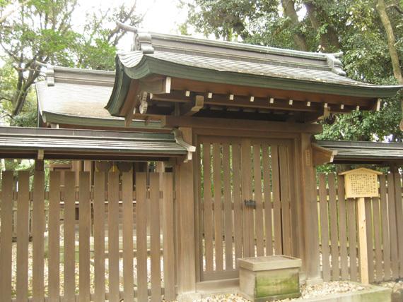 熱田神宮・日割御子神社04