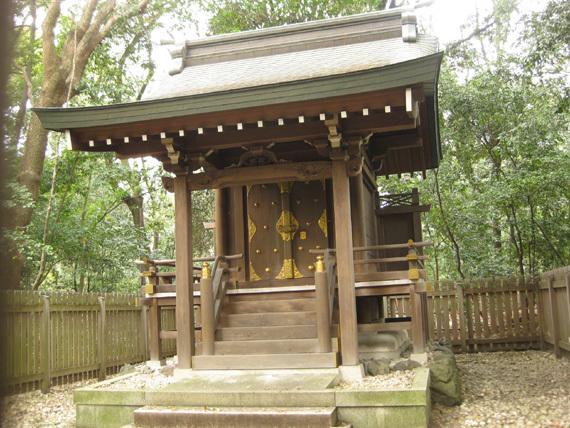 熱田神宮・日割御子神社08