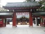 大國魂神社-本殿13
