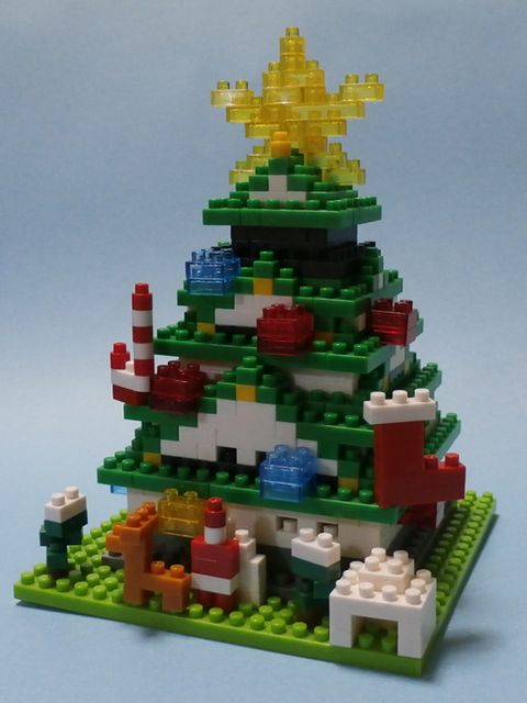 3701クリスマス城 (2)