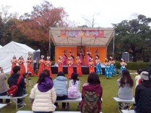 紅葉祭り1