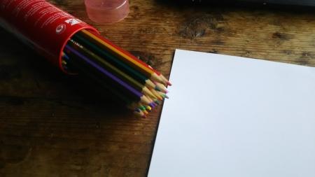 ファーバーカステルの色鉛筆