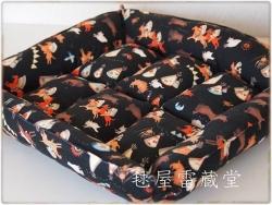 毬屋雷蔵堂さん製猫ベッド☆