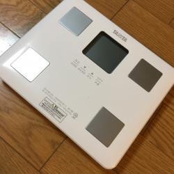TANITA体重計☆
