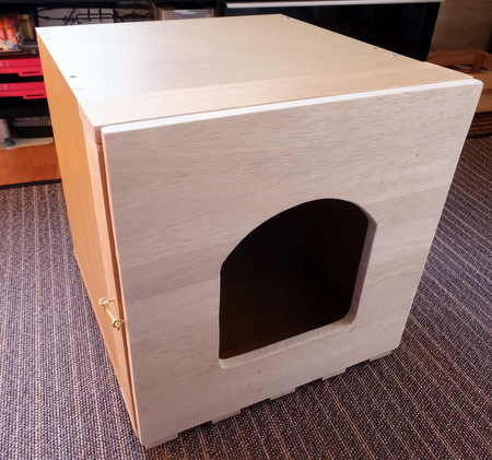 木製ハウス2号7