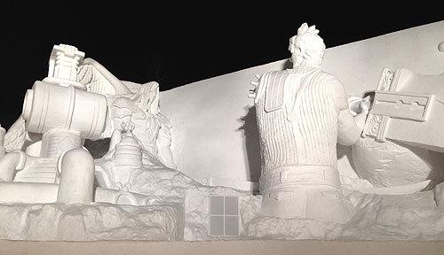 決戦!雪のファイナルファンタジー2