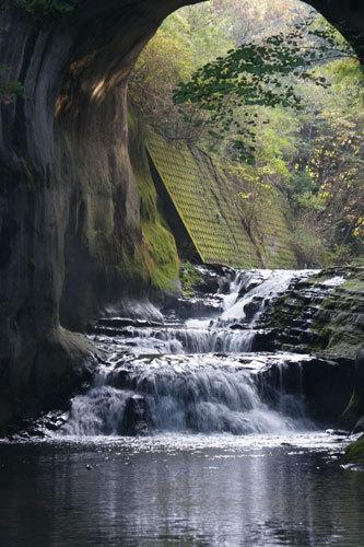 20161113濃溝の滝1