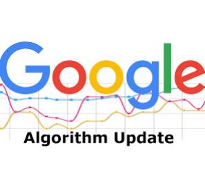 グーグルアルゴリズムアップデート