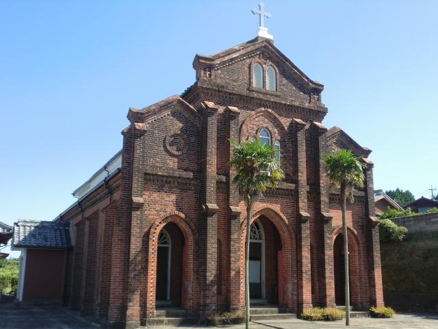 五島列島 教会1