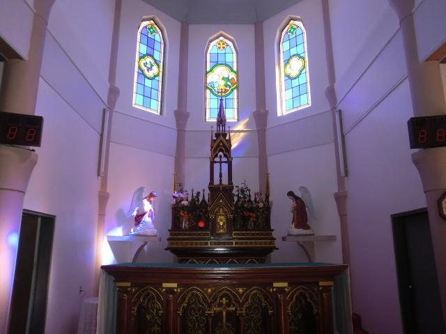 五島列島 教会4