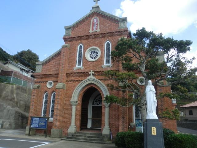 五島列島 教会5