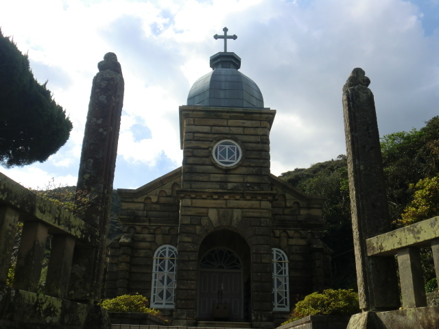 五島列島 教会2