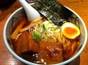 角煮ら~麺