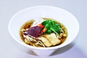 茸香るベジ麺 From Paris