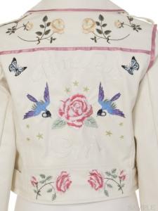 フラワー刺繍2
