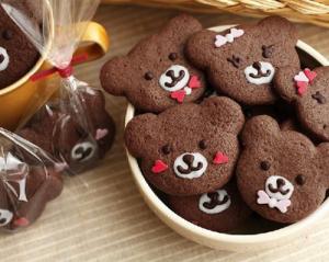 HAPPY くまちゃんクッキー