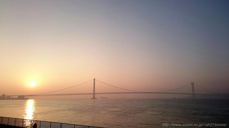 明石海峡大橋@明石・大蔵海岸公園