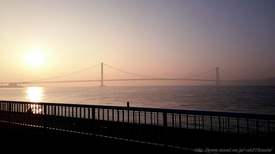 明石海峡大橋2@明石・大蔵海岸公園