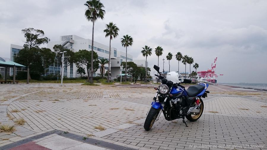 CB号 with 六甲アイランドマリンパーク1