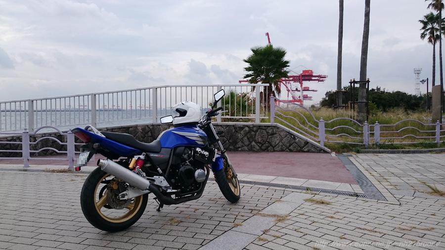 CB号 with 六甲アイランドマリンパーク3