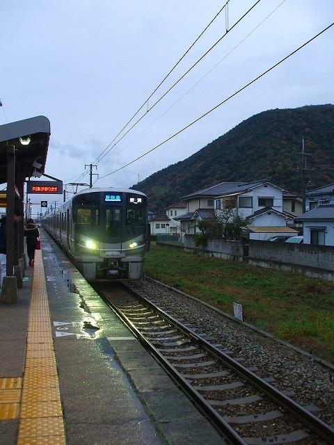 赤穂線 坂越駅