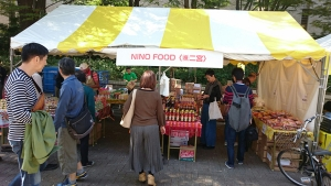 インドネシアフェス・食品販売でも色々な商品が人気を得ました