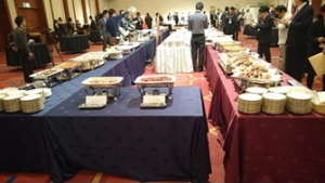 北海道経済産業局主催ムスリムインバウンドセミナー_ハラール食材を調理した料理の試食会