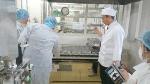 日乃本食堂ハラール食品工場視察_製造現場の模様