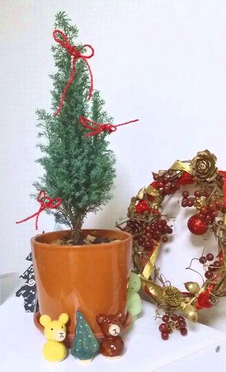 2016クリスマスコーナー