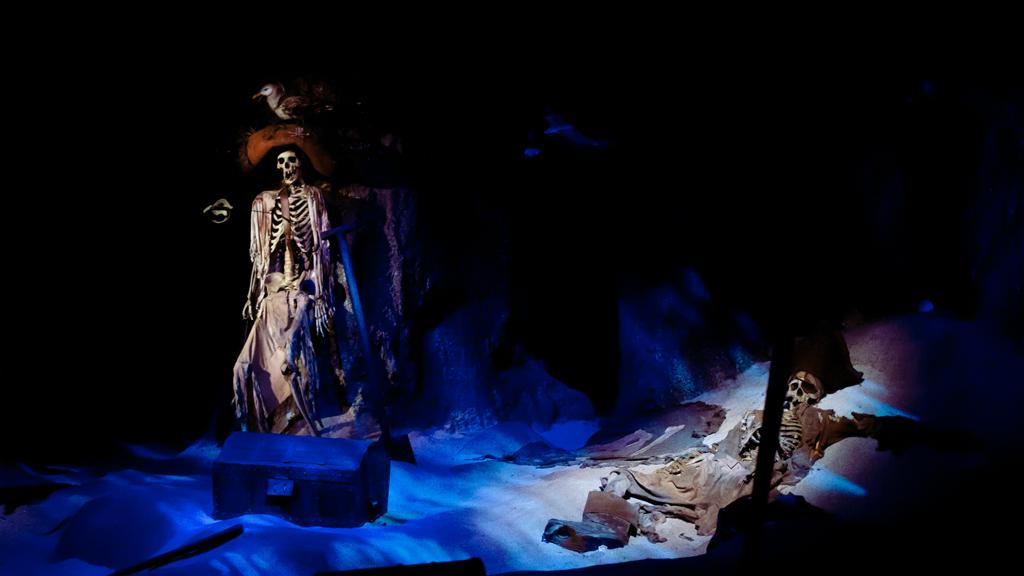 カリブの海賊 海賊のイメージ(アトラクション)(アドベンチャーランド)(東京ディズニーランド)