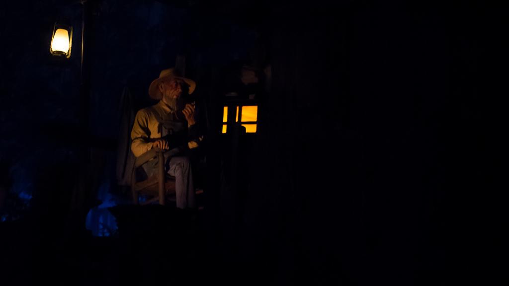 カリブの海賊 プロローグ(アトラクション)(アドベンチャーランド)(東京ディズニーランド)