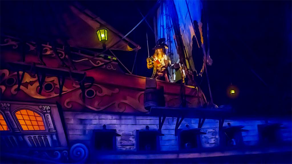 カリブの海賊 海賊船(アトラクション)(アドベンチャーランド)(東京ディズニーランド)
