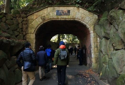 2016 12 18 大山崎山荘 入口のトンネル ブログ用.jpg