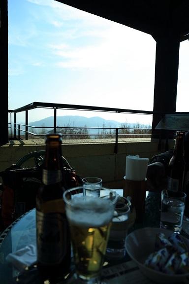 2016 12 18 大山崎山荘 レストランのビール ブログ用.jpg